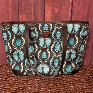 Star Wars Dooney & Bourke purse